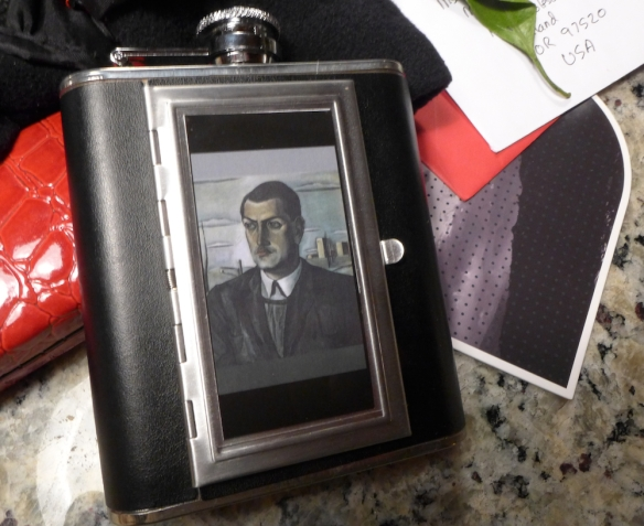 Don Luis's Flask